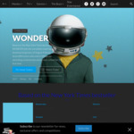 Win 1 of 20 'Wonder' Prize Packs (DP & Jar/Marble Kit) Worth $68.95 from Roadshow