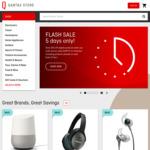 QANTAS STORE - 25% Flash Sale until 27/11/17 [E.g: iPhone X 256GB Save 70,278 PTS]