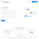Free $100 Credit for Cloudwith.me