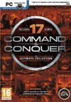 [PC] Command and Conquer: The Ultimate Edition (17 Games) - AU $6.69 / US $5.09 @ CD Keys