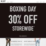 30% off Storewide Boxing Day Sale Nena & Pasadena (NXP)