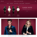 Daniel Wellington Watches 15% off Code (up to 25% Total off Gift Sets) [International]