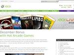 Xbox December Arcade Bonus (Free 400 Points V2!) (Updated)