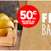 Fresh Bananas 50c @ 7-Eleven
