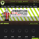13% off Popcultcha Website Using Code (Some Exclusions Like Pre-Orders)