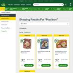 Maxibon 620ml 4 Pack $4.20 (Half Price) @ Woolworths