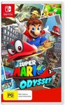 [Nintendo Switch] Super Mario Odyssey $42  @ Harvey Norman