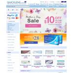 $10 off Contacts at QuickLens.com.au