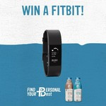 Win 1 of 20 Fitbit Charge 2's Worth $199.95 from Sanitarium