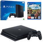 PlayStation 4 Pro 1TB Black Console & Far Cry 5 Bundle $449.10 Delivered @ The Gamesmen eBay