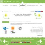 Free Samples - Organic Tea @ Pukka | Hygiene Laundry Rinse @ Canesten