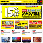 JB Hi-Fi $200 Gift Card When You Port to Selected Telstra Phone Plans
