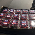 [NSW] 15 Punnets of Strawberries $6.99 @ Harris Farm Manly