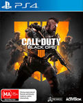 [PS4, XB1, PC] Call of Duty: Black Ops 4 $55.80 Delivered @ The Gamesmen eBay (Ships 10/10)