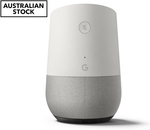 Google Home $87 ($78.30 with UNiDAYS) @ Catch