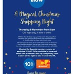 10% off @ Big W for Woolworths Rewards Members (Excludes TAS, Some Exclusions Apply)