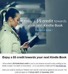 Free $5 Credit Towards Your Next Kindle Book @ Amazon AU
