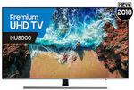 "Samsung 75"" NU8000 Series 8 4K TV $2544 + $62.50 Delivery @ Appliance Central eBay"