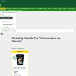 Connoisseur Ice Cream 1 Litre Varieties $6 @ Woolworths