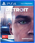 [PS4] Detroit Become Human $35, The Last of Us Remastered $17, Uncharted 4: Thief's End $17 @ BIG W