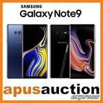 Samsung Galaxy Note 9 128GB Dual Sim 4G $983.20 Delivered (Grey Import) @ apusauction eBay