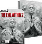 [PC] The Evil Within 2 Steelbook Edition $9 @ EB Games
