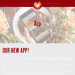 [NSW] Free $15 Credit via Chargrill Charlie's Mobile App (Sydney Only)