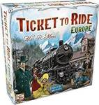 Ticket to Ride Europe $39.39 + Delivery (Free with Prime/ $49 Spend) @ Amazon AU