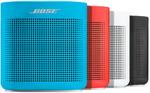 Bose Soundlink Colour II Bluetooth Speaker $134.40 Delivered @ Life-Style-Store eBay