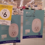 [VIC] TP-Link HS100 Smart Plug for $6 @ Kmart, Melton