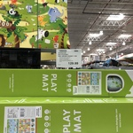 Dwinguler Kid's Play Mat Standard Size $129.99 at Costco
