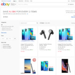 Huawei P30 $988.20, P30 Pro $1438.20 (Bonus $200 eGift Card) [+R2-D2 Droid for $2] + Delivery (Free for eBay+) @ Mobileciti eBay