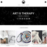 Win a Teti: City Ring from Art is Therapy