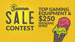 Win a Gaming Package & Fanatical Credit Worth Over $3,000 from Fanatical