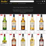 Free Glenlivet 50mL Taster with Purchase of Any 700mL Bottle of Glenlivet @ BoozeBud