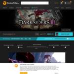 [PC] Steam - Darksiders III (RRP $77.95 AUD on Steam) - $23.39 AUD - Fanatical