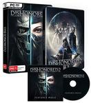[PC] Dishonored 2 JB Hi-Fi Pack (Game Disc, Exclusive Steel Book, CD Soundtrack, Assassin's Pack) $9 Click & Collect @ JB Hi Fi
