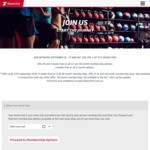 Fitness First - 20% off + up to 4 Weeks Free