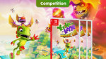 Win 1 of 3 Copies of Yooka-Laylee and the Impossible Lair (Switch/Physical) from Vooks