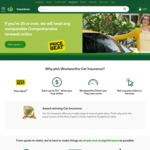 10% off Car, Home, Content, Landlords Insurance and $100 Gift Card @ Woolworths Insurance