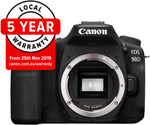 Canon EOS 90D DSLR Body-Only - $1,298.00 Delivered @ VideoPro eBay