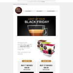 7 Coffee Capsule Boxes $49.95 ($7.13ea) or 17 Boxes $99.95 ($5.88ea) Delivered @ Dolce Gusto