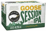 Goose Session IPA 24x330ml Bottles - $36 Delivered @ CUB eBay