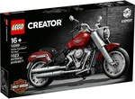 LEGO 10269 Creator Expert Harley-Davidson Fat Boy $119.25 Delivered @ David Jones