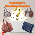 4x Valentine's Goodies Handbags $19.98 Delivered @ Shopping Square