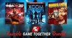 [PC] Steam-HUMBLE 2K'S GAME TOGETHER BUNDLE (incl. Bioshock, XCOM, Borderlands 1+2+T) - $1.50/$25.92 (BTA)/$33 - Humble Bundle