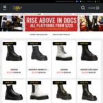 Dr. Martens Platform - Jadon $219.99 (Was $299.99) Sizes 5-12 Available @ Dr. Martens