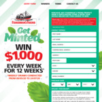Win 1 of 12 $1000 Weekly Prizes from Stuart Alexander [Purchase Fishermans Friend]