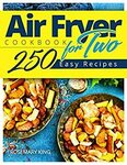 "[eBook] Free: ""Air Fryer Cookbook for Two"" ( 250 Easy Recipes.) $0 @ Amazon AU, US"