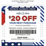 $10 off $10 / $15 off $15 / $20 off $20 Spend @ Spotlight (VIP Members)